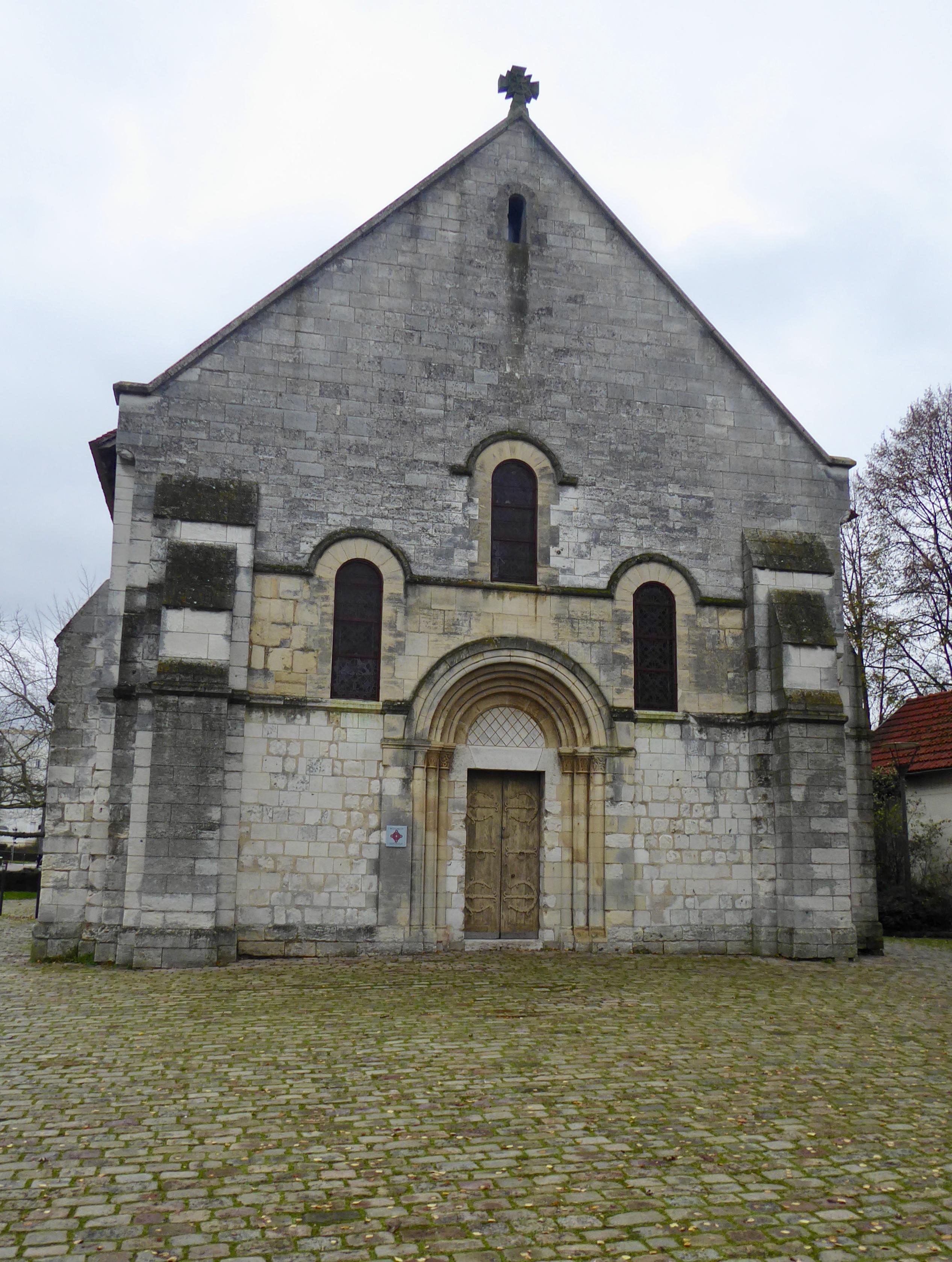 La chapelle de l'extérieur
